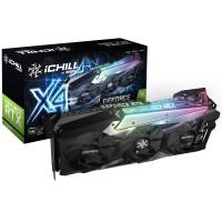 Inno3D Nvidia GeForce RTX 3080 iChill X4 LHR 10GB GDDR6X Quad Fan RGB Graphics Card