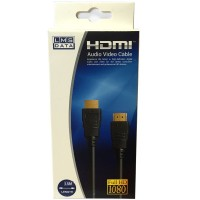 Dynamode / LMS HDMI - HDMI V1.4 High Speed with Ethernet 1.5 Metre Length - Retail - C-HDMI1.5-BX