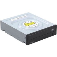 LG GH24NSD5 SATA 24x Internal DVDRW Tray Loading Optical M-DISC Drive - OEM