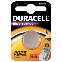 Duracell DL2025 Lithium Coin Cell