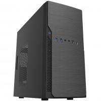 CiT Classic Black Micro ATX PC Case with 500W PSU/Power Supply