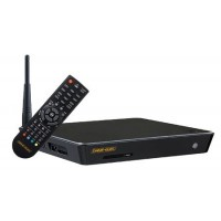 Dane-Elec So G-Stream Multimedia LAN / WIFI Enabled Reader/Player with HDMI and Optical Out - Retail