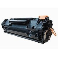HP 78A Compatible Toner Cartridge Black HP78A CE278A - Brown Boxed