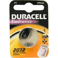 Duracell CR2032 3V Lithium Coin Battery