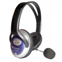 Dynamode DH-660 Stereo Headset with Microphone SKYPE/VOIP/GAMER