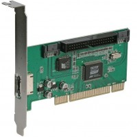 Dynamode High-Performance 3-Port SATA & 1 Port IDE PCI Card