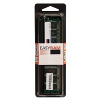 EasyRam 1GB DDR CL3 184-Pin DIMM PC3200 400MHz Memory Module - Retail