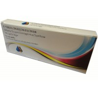 Epson T-2621, 2631 to 2634 - 5 Cartridge XL Compatible Ink Set for Epson Expression Premium XP-600, XP-605, XP-610, XP-700, XP-800