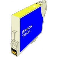 Epson INK484 Compatible Cartridge - YELLOW