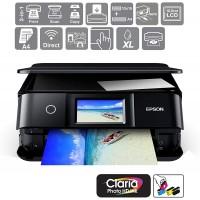 Epson Expression Premium Photo XP-8600 Print / Scan / Copy Wi-Fi Printer with Disc Printing Facility