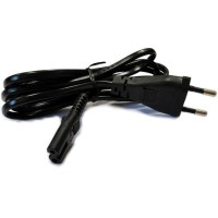European 2 Pin 5 AMP Figure 8 Power Cable