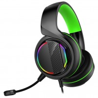 GameMax Razor RGB Gaming Headset - PC and Console Compatibility