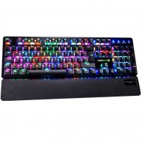 Game Max Strike Mechanical RGB Outemu Red Switch USB Gaming Keyboard