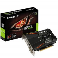 Gigabyte NVIDIA GeForce GTX 1050 Ti 4GB D5 Graphics Card