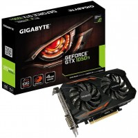 Gigabyte GeForce GTX 1050 Ti Nvidia 4GB OC Graphics Card