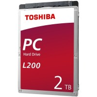 Toshiba L200 2TB SATA Internal 2.5 inch HDD
