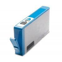 HP 364XL - HP CB323EE - HIGH CAPACITY CYAN Recycled Inkjet Cartridge - CYAN
