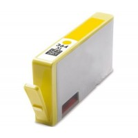 HP 364XL - HP CB325EE - HIGH CAPACITY YELLOW Recycled Inkjet Cartridge - YELLOW