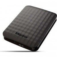 Maxtor M3 Portable External 4TB USB 3.0 Slim Bus Powered Hard Drive