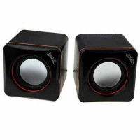 Jedel High Intensity USB Powered Mini Multimedia Stereo PC Speakers - CM-JED-CK4