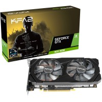 KFA2 Nvidia GeForce GTX 1660 SUPER OC (1-Click OC) 6GB 192-bit GDDR6 PCIe Graphics Card