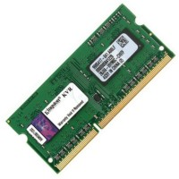 Kingston 8GB, DDR3, 1600MHz SODIMM Memory - Low Voltage 1.35V - KVR16LS11/8