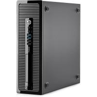 HP Refurbished Grade A - HP400 G1 SFF PC Intel i3, 4GB RAM, 500GB HDD, Windows 10 Pro + Free MS Office 2007