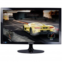 Samsung 24inch Full HD 1ms HDMI VGA Gaming Monitor with TN Panel - LS24D330HSX/EN