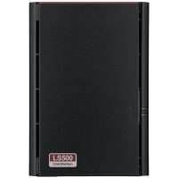 Buffalo LinkStation 520 2TB Network Attached Storage Unit - NAS Drive - LS520D0202-EU