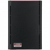 Buffalo LinkStation 520 2TB Network Attached Storage Unit - NAS Drive - LS520D0202-EU