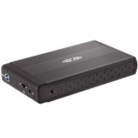 Maxam 3.5 Inch USB3.0 to SATA HDD External Enclosure