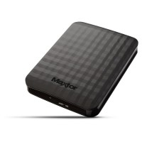 Maxtor M3 Portable External 2TB USB 3.0 Slim Bus Powered Hard Drive
