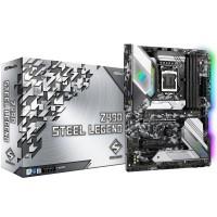 ASRock Intel Z490 Steel Legend s1200 ATX Motherboard