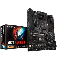 Gigabyte AMD Ryzen X570 GAMING X AM4 PCIe 4.0 ATX Motherboard