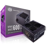 Cooler Master MWE White 600w v2 80 Plus PSU / Power Supply