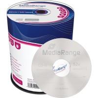 MediaRange MR204 Branded 52x Speed 700MB/80min CD-R - 100 TUB