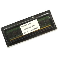 Mem-Star BUDGET 1GB DDR2 PC2 pc6400 800MHz Memory Module (Life Time Warranty) - Boxed