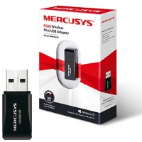 Mercusys MW300UM 300Mbps Mini Wireless N USB Adapter
