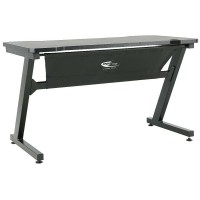 Neo Gaming Computer Desk Workstation, Study or Home Office - BLACK