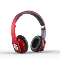 Noontec Zoro RED Professional Headphones for Music Fans!