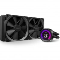 NZXT Kraken Z63 All In One 280mm Intel / AMD CPU Water Cooler with LCD Display