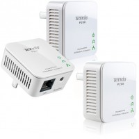 Tenda P200 PowerLine Triple Pack 200Mbps Mini Homeplug Adapter Kit