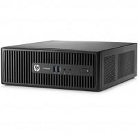 HP Refurbished Grade A - HP400 G2.5 SFF PC Intel i3, 4GB RAM, 500GB HDD, Windows 10 Pro + Free MS Office 2007