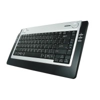 Perixx Periboard 801 Wireless Bluetooth Media Centre Keyboard