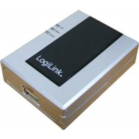 LogiLink PS-0002 USB2.0 Fast Ethernet Print Server Retail