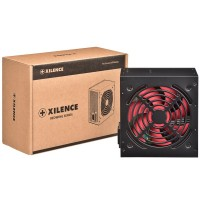 Xilence Redwing XN03 600W 120mm Red Silent Fan System Builder PSU