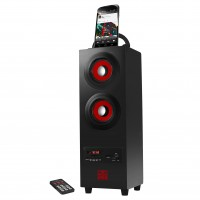 Sumvision Pysc Torre 2.1 Bluetooth Speaker and Bass Speaker Stand