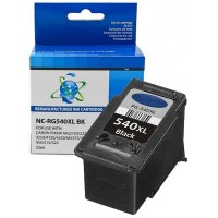 High Capacity / Yield Canon PG-540XL Remanufactured Ink Cartridge - 5222B005AA