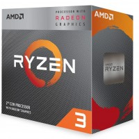 AMD Ryzen 3 3200G VEGA Graphics AM4 CPU with Wraith Stealth Cooler