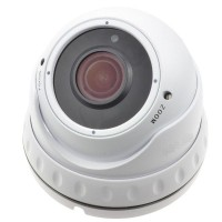 Blupont 5MP Varifocal SONY CMOS 4 in 1 TVI AHD CCTV Dome Camera 30m IR - White